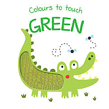 Buy Colours To Touch Green Book Online at johnlewis.com
