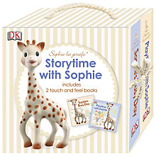Buy Storytime With Sophie Touch & Feel Books Online at johnlewis.com