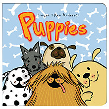 Buy Puppies Book Online at johnlewis.com