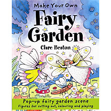 Buy Make Your Own Fairy Garden Craft Set Online at johnlewis.com