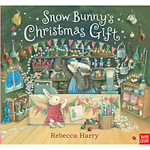 Buy Snow Bunny's Christmas Gift Book Online at johnlewis.com