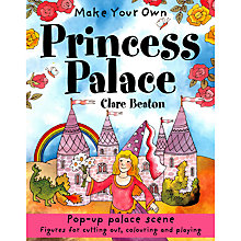 Buy Make Your Own Princess Palace Craft Set Online at johnlewis.com