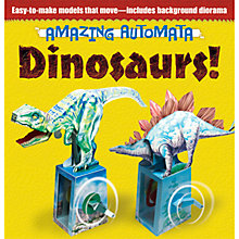 Buy Amazing Automata Dinosaurs! Modelling Kit Online at johnlewis.com
