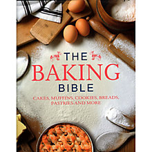 Buy The Baking Bible Book Online at johnlewis.com