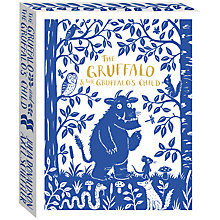 Buy The Gruffalo & The Gruffalo's Child Box Set Online at johnlewis.com