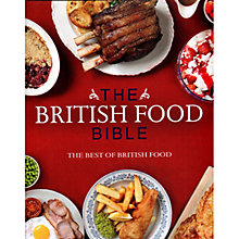 Buy The British Food Bible Book Online at johnlewis.com