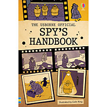 Buy The Usborne Official Spy's Handbook Online at johnlewis.com