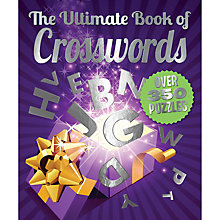 Buy The Ultimate Book Of Crosswords Online at johnlewis.com
