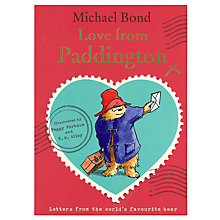 Buy Love From Paddington Children's Book Online at johnlewis.com