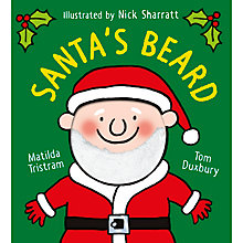 Buy Santa's Beard Book Online at johnlewis.com