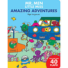 Buy Mr Men & Little Miss Amazing Adventures Book Online at johnlewis.com