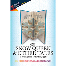 Buy ArtFolds The Snow Queen & Other Tales Book Online at johnlewis.com