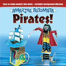 Buy Amazing Automata Pirates! Modelling Kit Online at johnlewis.com