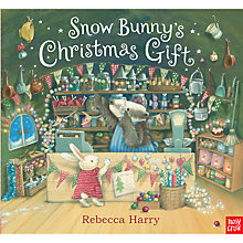 Buy Snow Bunny's Christmas Wish Book Online at johnlewis.com