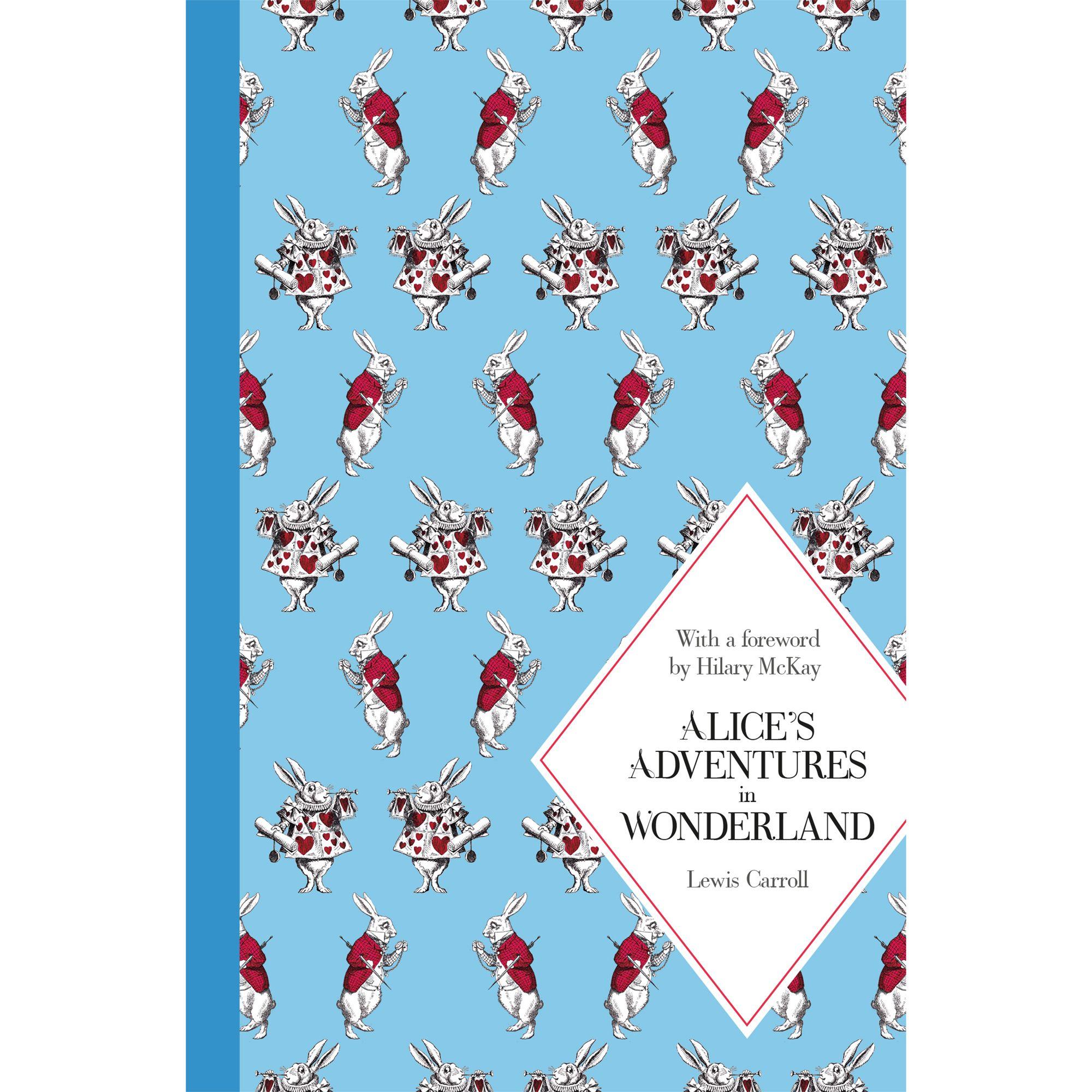 Macmillan Alice's Adventures In Wonderland Book