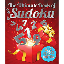 Buy The Ultimate Book Of Sudoku Online at johnlewis.com