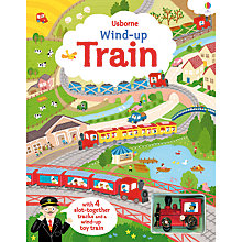 Buy Usborne Wind-Up Train Online at johnlewis.com
