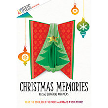 Buy ArtFolds Christmas Memories: Classic Quotations And Poems Book Online at johnlewis.com