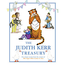 Buy The Judith Kerr Treasury Book Online at johnlewis.com
