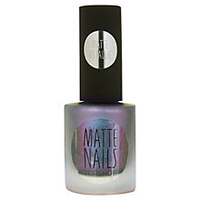 Buy TOPSHOP Nails - Matte Metallic Online at johnlewis.com