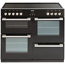 Buy Belling DB4 100E Electric Range Cooker Online at johnlewis.com