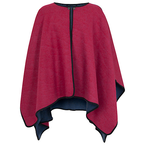 Buy French Connection Whitney Cape, Red Online at johnlewis.com
