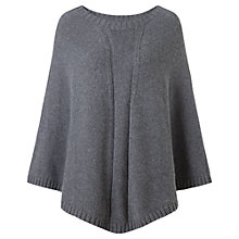 Buy Jigsaw Knitted Cape Online at johnlewis.com