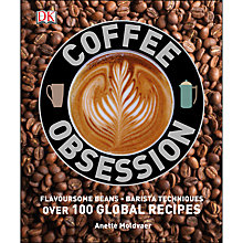 Buy Coffee Obsession Recipe Book Online at johnlewis.com