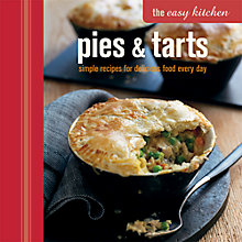 Buy The Easy Kitchen Pies & Tarts Book Online at johnlewis.com