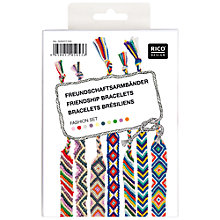 Buy Rico Friendship Bracelet Kit Online at johnlewis.com