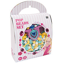 Buy Rico Pop Beads Jewellery Set Online at johnlewis.com