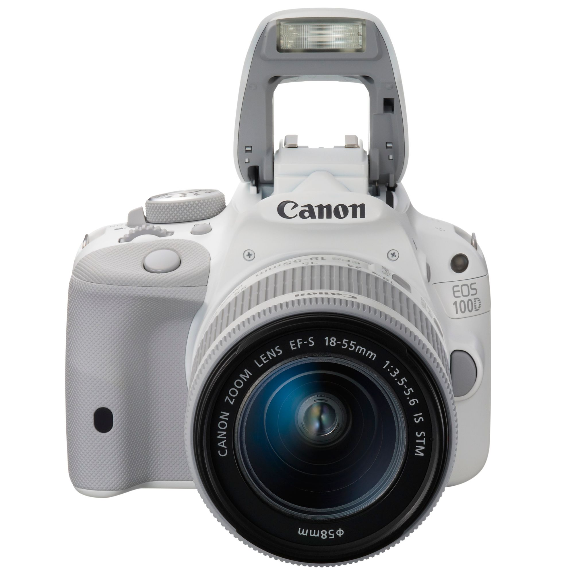Camera White Dslr Cameras buy canon eos 100d digital slr camera with 18 55mm is stm lens hd hd