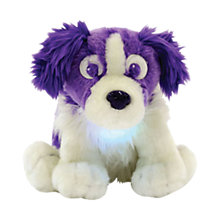 Buy Sweet Dreamers Russell® The Dream Sheepdog, White/Purple Online at johnlewis.com