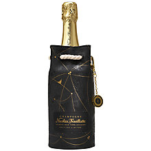 Buy Nicolas Feuillatte Brut Chardonnay Blanc de Blancs Vintage Champagne with Sailor Bag, 75cl Online at johnlewis.com