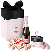 Buy Hotel Chocolat Pink Collection, 200g Online at johnlewis.com