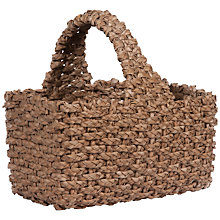 Buy Garden Trading Rush Kindling Basket Online at johnlewis.com