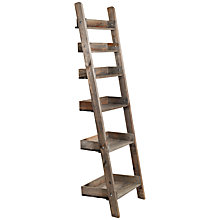 Buy Garden Trading Aldsworth Shelf Ladder, FSC-Certified (Spruce) Online at johnlewis.com