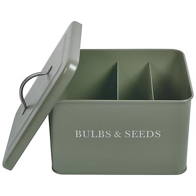 Garden Trading Bulb & Seed Box