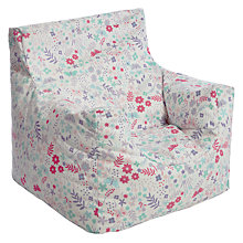 Buy little home at John Lewis Enchanted Garden Bean Bag Chair Online at johnlewis.com