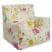 Buy Harlequin What A Hoot Bean Bag Chair Online at johnlewis.com