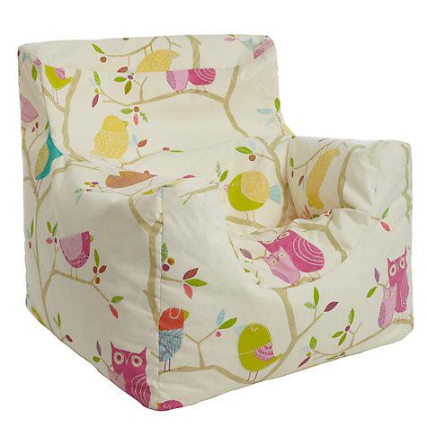 Buy Harlequin What A Hoot Bean Bag Chair John Lewis
