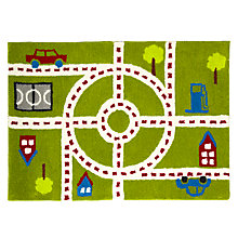 Buy little home at John Lewis Road Rug Online at johnlewis.com