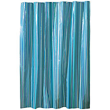 Buy John Lewis Stardust Stripe PEVA Shower Curtain Online at johnlewis.com