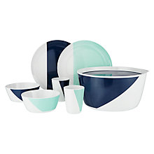 Buy House by John Lewis Casual Tableware Set Online at johnlewis.com