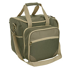 Buy John Lewis Croft Collection Filled Coolbag, 4 Person Online at johnlewis.com