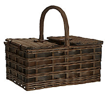 Buy John Lewis Croft Collection Picnic Hamper, 4 Person Online at johnlewis.com