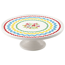Buy Cath Kidston Cranham Cake Stand, Medium Online at johnlewis.com