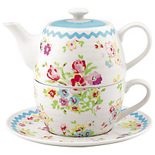 Buy Cath Kidston Cranham Tea For One Online at johnlewis.com