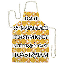 Buy Emma Bridgewater Toast & Marmalade Apron Online at johnlewis.com