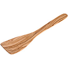 Buy Eddingtons Olive Wood Spatula, L30cm Online at johnlewis.com